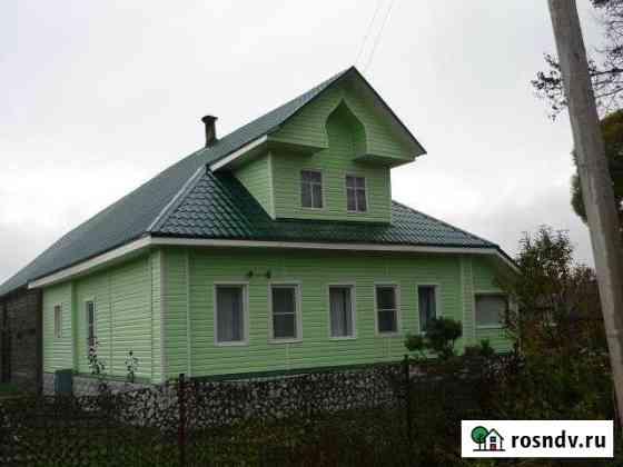 Дом 100 м² на участке 30 сот. Крестцы