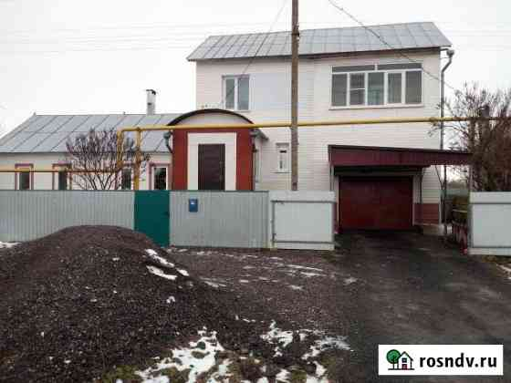 Дом 110 м² на участке 25 сот. Горелое
