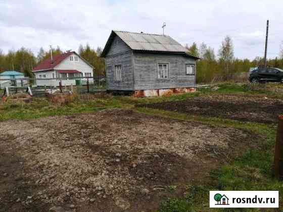 Дача 20 м² на участке 10 сот. Северодвинск
