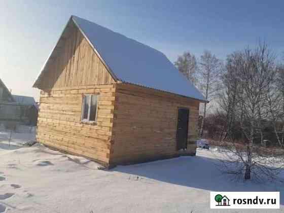 Дом 36 м² на участке 10 сот. Новоалтайск