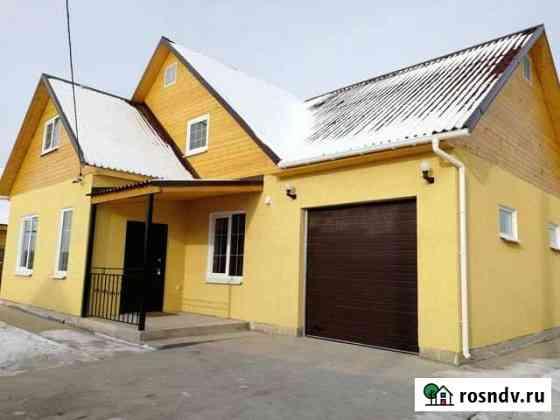 Дом 137 м² на участке 7 сот. Хомутово
