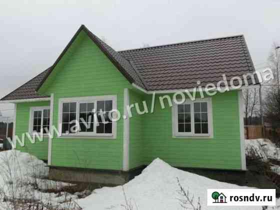 Дом 100 м² на участке 8 сот. Москва