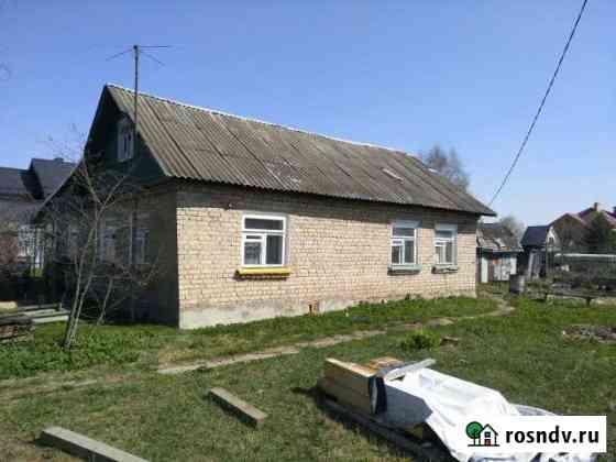 Дом 55 м² на участке 7 сот. Пироговский