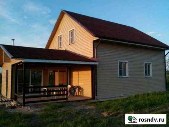Дом 120 м² на участке 15 сот. Шимск