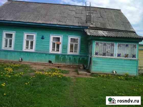 Дом 55 м² на участке 12 сот. Демидов