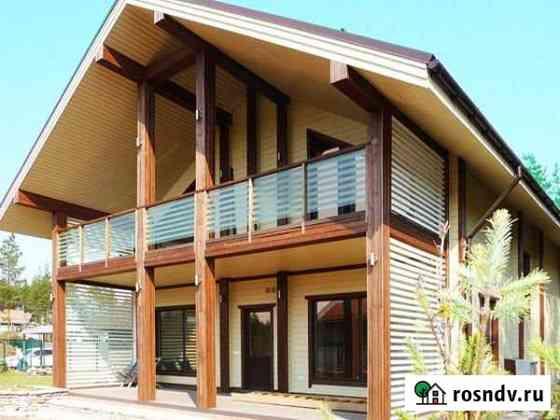 Дом 198 м² на участке 8.4 сот. Сертолово