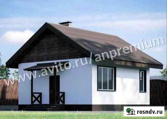 Дом 60 м² на участке 8 сот. Маркова