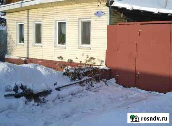 Дом 58 м² на участке 6 сот. Омск