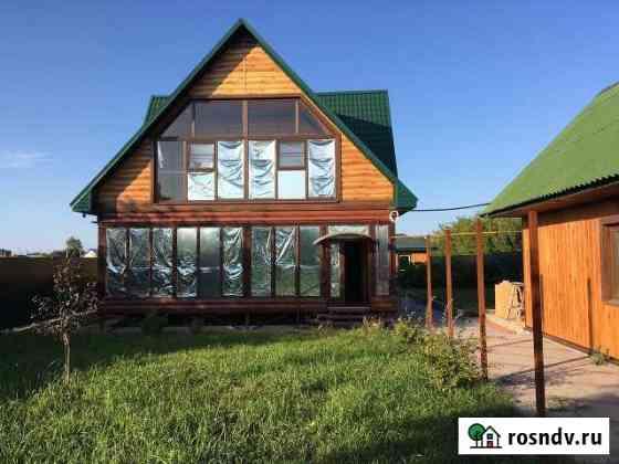 Дом 156 м² на участке 15 сот. Солнцево