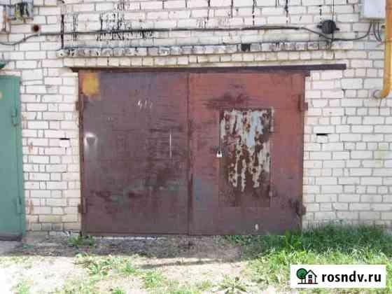 Гараж 23 м² Семибратово