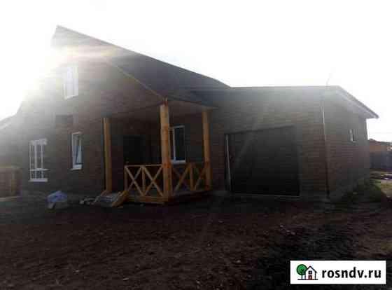 Дом 130 м² на участке 7 сот. Хомутово