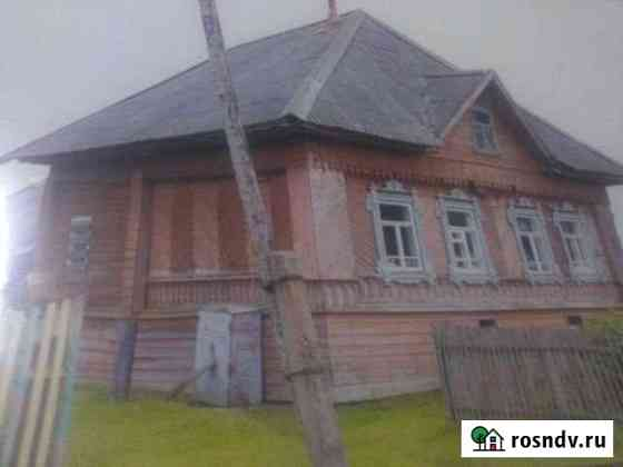 Дом 40 м² на участке 60 сот. Рамешки