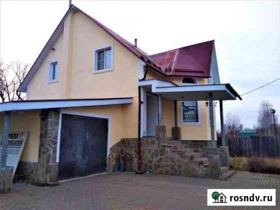 Дом 248.1 м² на участке 9 сот. Орехово-Зуево