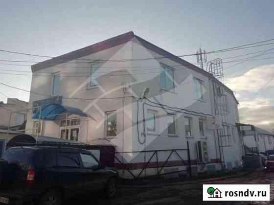 Высокий цоколь в нежилом здании Рязань