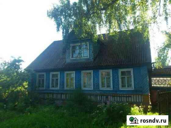 Дом 54.9 м² на участке 46 сот. Демянск