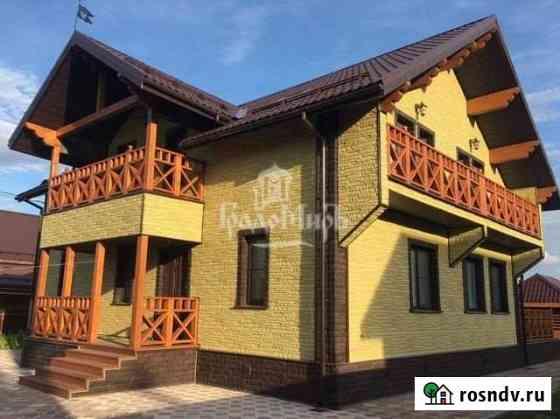 Дом 205 м² на участке 10 сот. Икша