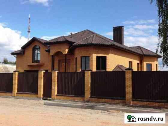 Дом 500 м² на участке 20 сот. Супонево