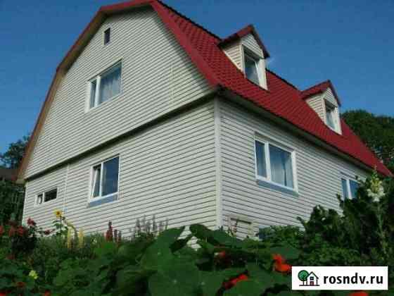 Дом 162 м² на участке 10 сот. Петропавловск-Камчатский