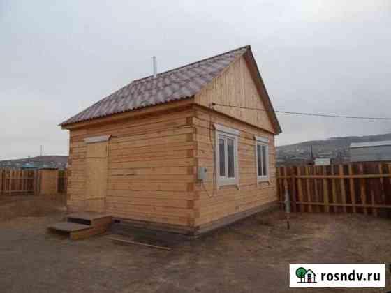 Дом 29 м² на участке 5 сот. Улан-Удэ