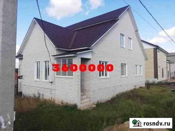 Дом 200 м² на участке 8 сот. Задонск