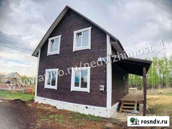 Дом 110 м² на участке 10 сот. Иглино
