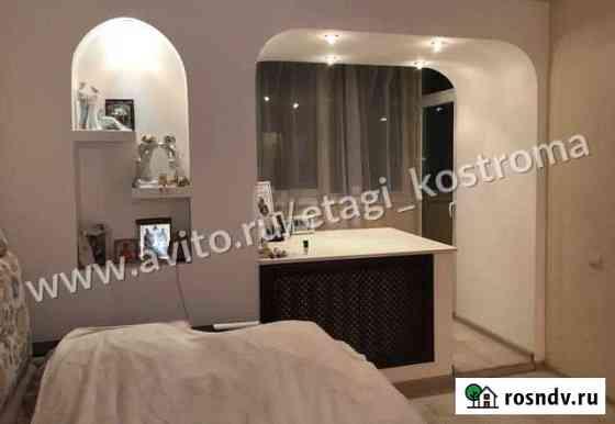 1-комнатная квартира, 40 м², 7/9 эт. Кострома