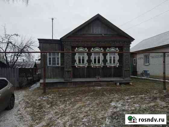Дом 75 м² на участке 25 сот. Арзамас