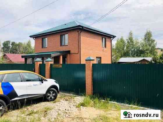 Коттедж 100 м² на участке 6 сот. Васильево