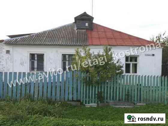 2-комнатная квартира, 60.2 м², 1/1 эт. Кострома