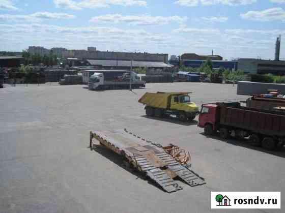Стоянка для хранения техники, склад 500 кв.м. Ивантеевка