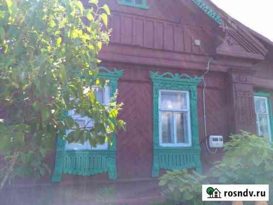 Дом 40 м² на участке 10 сот. Комсомольск