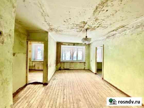 2-комнатная квартира, 45.9 м², 1/4 эт. Петропавловск-Камчатский