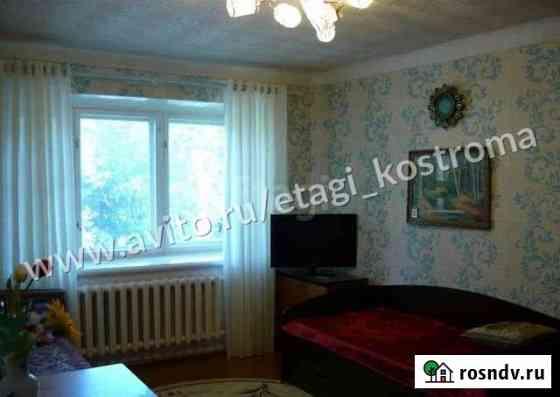 Комната 18 м² в 8-ком. кв., 2/5 эт. Кострома