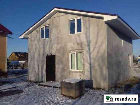 Дом 110 м² на участке 6 сот. Пушкин