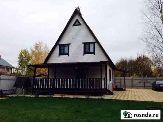 Дом 135 м² на участке 6 сот. Балабаново