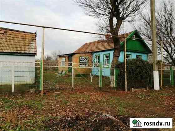 Дом 34 м² на участке 15 сот. Новомышастовская
