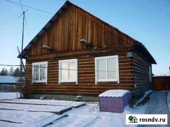 Дом 60 м² на участке 15 сот. Усть-Илимск