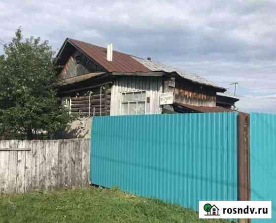 Дом 80 м² на участке 7 сот. Большеустьикинское