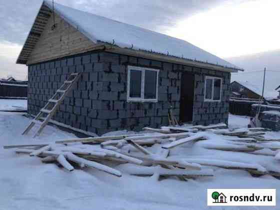 Дом 64 м² на участке 5 сот. Соликамск