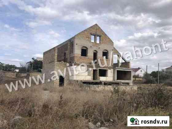 Дом 200 м² на участке 11.8 сот. Черноморское