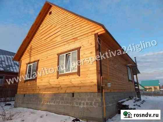 Дом 72 м² на участке 7.5 сот. Иглино