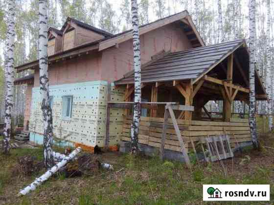 Дом 140 м² на участке 15 сот. Дегтярск