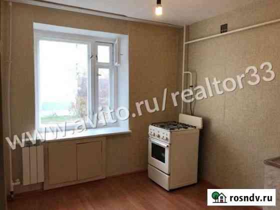 1-комнатная квартира, 35.8 м², 2/5 эт. Ковров