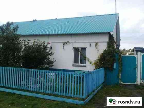 Дом 54 м² на участке 8 сот. Лебяжье