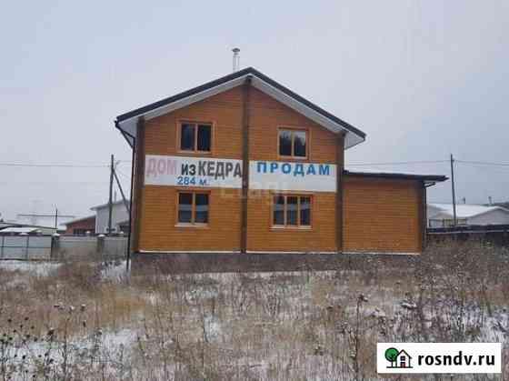 Коттедж 280.6 м² на участке 14.5 сот. Красноярск
