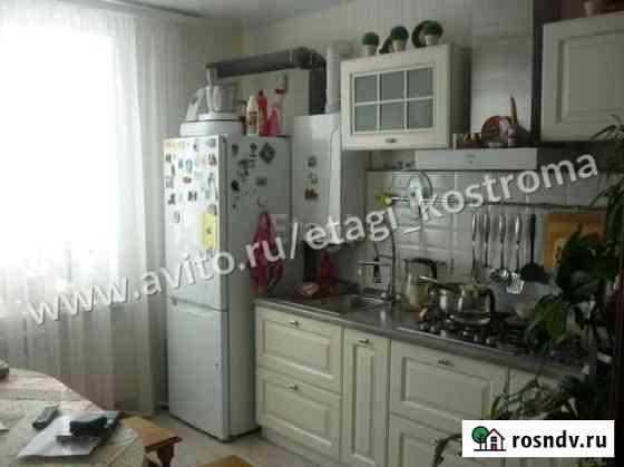 2-комнатная квартира, 61.2 м², 1/3 эт. Кострома
