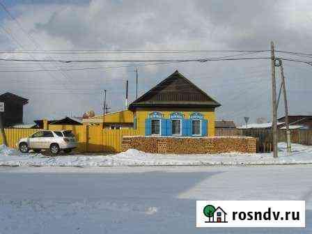 Дом 90 м² на участке 15.5 сот. Усть-Баргузин