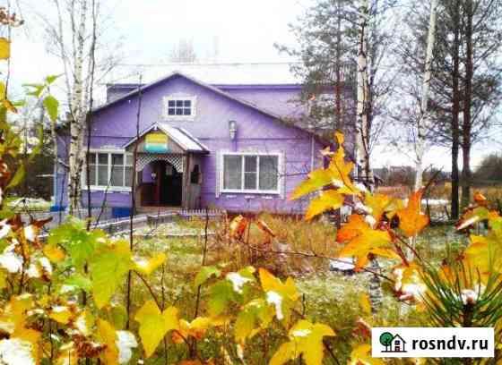Дом 160 м² на участке 4 сот. Нюксеница