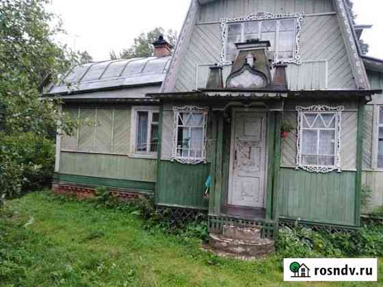 Дом 38.1 м² на участке 6 сот. Пушкино