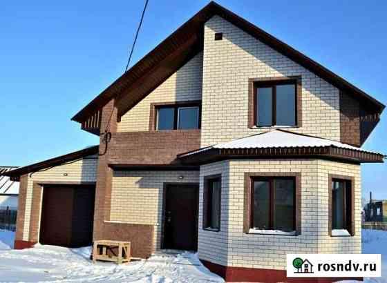 Дом 140 м² на участке 7 сот. Новоалтайск